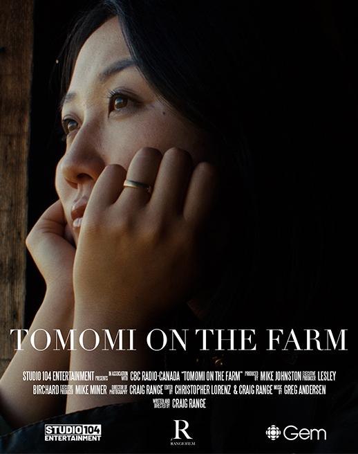 Tomomi on the Farm