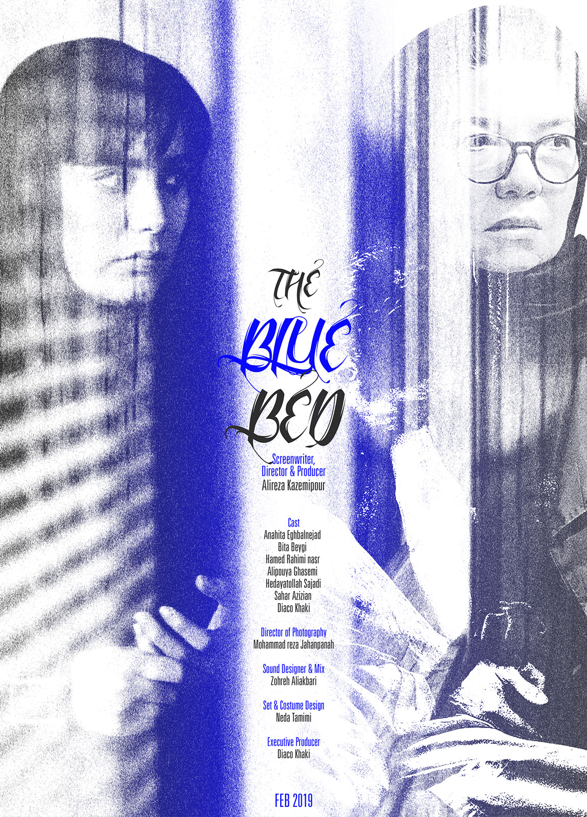 The Blue Bed