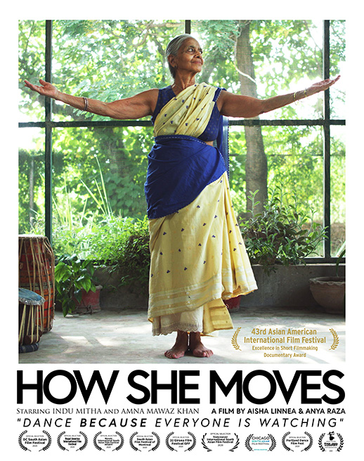 How She Moves