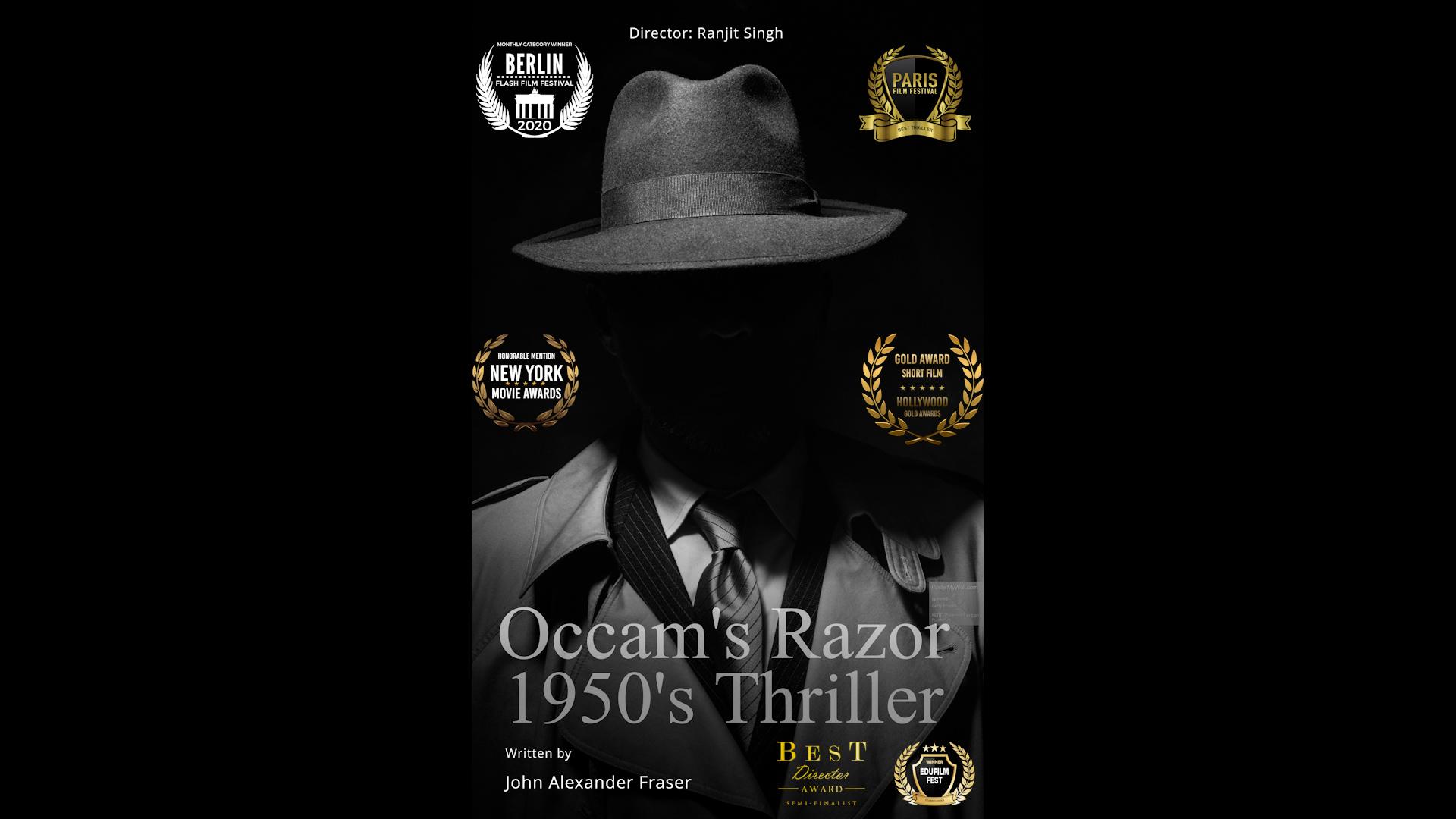 Occam's Razor-Short Film 1950's