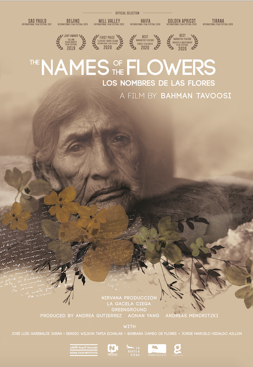 The Names Of The Flowers